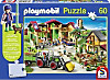 Playmobil (Kinderpuzzle), Auf dem Bauernhof