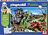 Playmobil (Kinderpuzzle), Im Dinoland