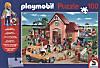 Playmobil (Kinderpuzzle),Tierarztpraxis