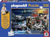 Playmobil (Kinderpuzzle), Top Agenten
