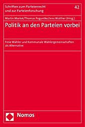 Politik an den Parteien vorbei, Politik & Soziologie