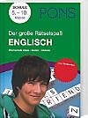 PONS Der große Rätselspaß Englisch