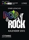 Pop & Rock Kalender 2015 Abreißkalender