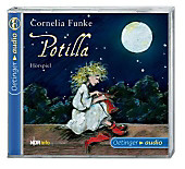 Potilla, Audio-CD, Cornelia Funke, Jugendbuch & Kinderbuch