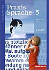 Praxis Sprache, Ausgabe 2015 für Baden-Württemberg: 5. Klasse, Arbeitsheft