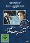Prinzessin Fantaghiro Superbox, Buchhandelsedition, 5 DVDs + Audio-CD