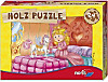 Prinzessin (Holzpuzzle)