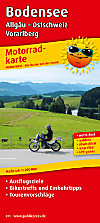PublicPress Motorradkarte Bodensee