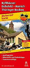 PublicPress Motorradkarte Kyffhäuser - Eichsfeld - Meißner