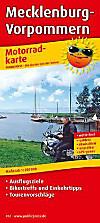 PublicPress Motorradkarte Mecklenburg-Vorpommern