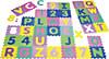 Puzzlematte ABC + Zahlen 36-teilig