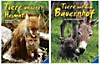 Ravensburger Bundle: Tiere auf dem Bauernhof & Tiere unserer Heimat