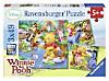 Ravensburger Kinderpuzzle: Winnie Puuh beim Angeln
