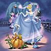 Ravensburger Puzzel-Set - Disney Arielle, Schneewittchen und Aschenputtel, 3 x 49 Teile