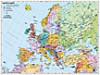 Ravensburger Puzzle Europa politisch. 500 Teile