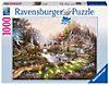 Ravensburger Puzzle Im Morgenglanz, 1000 Teile