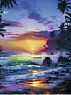 Ravensburger Puzzle Island Sunrise, 1000 Teile