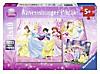 Ravensburger Puzzle-Set - Disney Princess Schneewittchen, 3 x 49 Teile