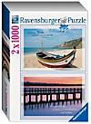 Ravensburger Puzzle Sinnsprüche, 2 x 1000 Teile