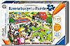 Ravensburger tiptoi® - Der Ponyhof, Kinderpuzzle, 100 Teile