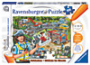 Ravensburger tiptoi® - Im Einsatz, Kinderpuzzle, 100 Teile