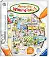 Ravensburger tiptoi® - Mein großes Wimmelbuch