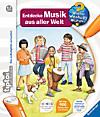 "Ravensburger tiptoi® - WWW ""Entdecke Musik aus aller Welt"""