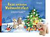 Ricas schönstes Weihnachtsfest, m. Stoffschaf
