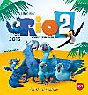 RIO 2 Postkartenkalender 2015