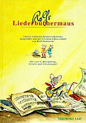 Rolfs Liederbüchermaus, Rolf Zuckowski, Musik