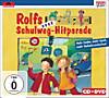 Rolfs Neue Schulweg-Hitparade  CD+DVD