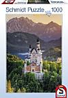 Romantisches Schloss Neuschwanstein (Puzzle)