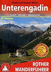 Rother Wanderführer Unterengadin, Rudolf Weiss, Siegrun Weiss, Aktivurlaub
