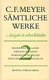 Sämtliche Werke, Leseausgabe: Bd.2 Bilder und Balladen, Zwanzig Balladen, Romanzen und Bilder, Gedichte aus dem Nachlass