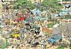 Safari (Puzzle), 3000 Teile