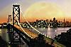 San Francisco bei Nacht (Puzzle)