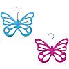 Schalhalter Butterfly, 2er-Set