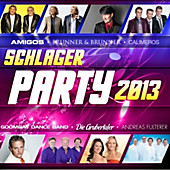 Schlager Party 2013, Diverse Interpreten, Schlager: Sampler