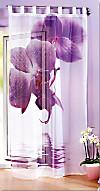 Schlaufenschal Orchidee