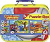 Schmidt Puzzle Benjamin Blümchen, 2 x 26 und 2 x 48 Teile