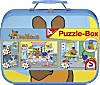 Schmidt Puzzle Die Maus, 2 x 26 und 2 x 48 Teile