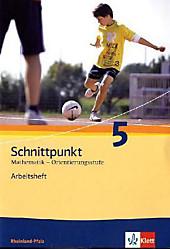Schnittpunkt, Ausgabe Rheinland-Pfalz, Neubearbeitung: Klasse 5, Arbeitsheft Orientierungsstufe, Schulbücher