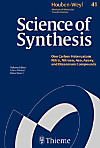 Science of Synthesis: Houben-Weyl Methods of Molecular Transformations Vol. 41 (eBook)