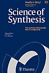 Science of Synthesis: Houben-Weyl Methods of Molecular Transformations Vol. 33 (eBook)