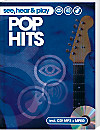 see, hear & play - Pop Hits ''Gitarre'', mit CD-ROM