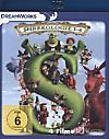 Shrek 1-4 - Die komplette Geschichte Bluray Box