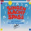 Singen macht Spaß, 2 Audio-CDs