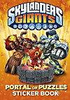 Skylanders Giants - Portal of Puzzles: Sticker Book