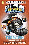 Skylanders Mask of Power: Terrafin Battles the Boom Brothers (eBook)