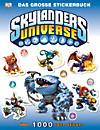 Skylanders Universe - Das große Stickerbuch